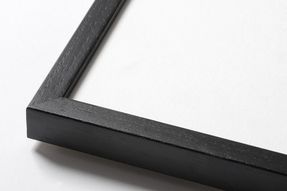 木製フレーム ナラ黒